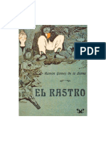 Gomez de La Serna Ramon - El Rastro