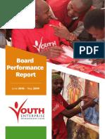 Youth Enterprise Development Fund Board Report