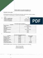 Certificado Leche 26% Paillahue