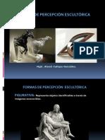 1.- Formas de Percepcion Escultorica