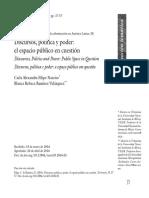 Discurso politica poder espacio publico.pdf