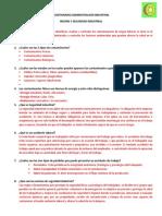 Cuestionario Administracion Industrial