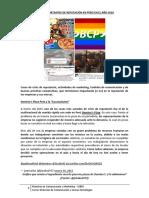 Casos Importantes de Reputación en El Perú