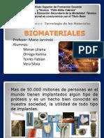 Biomateriales Final
