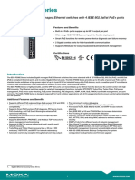 Moxa Eds p506e Series Datasheet v1.0