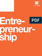 Entrepreneurship Draft