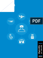 Easy Access Rules for Flight Crew Licensing Part-FCL