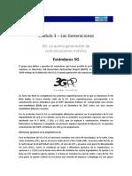 M3 ET Sobre Estandares 5G
