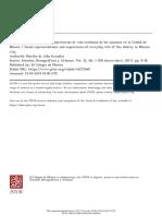 Carlos Andrés Charry - Nuevos o Viejos Debates Las Representaciones Sociales y El Desarrollo Moderno de Las Ciencias Sociales