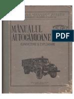 Manualul autocamioanelor SR  Carpati Bucegi