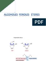 Alcoholes  Fenoles   éteres