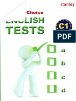 Stanley - Answers Graded Multiple-Choice English Test pdf