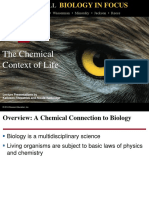 Chapter 2- The Chemical Context of Lifeppt