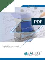 Physics Catalogue_Altay 2008