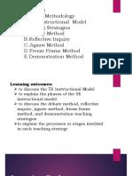 Valida the 5 E Instructional Model - Copy