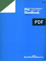 MMI PAL Handbook 3ed 1983