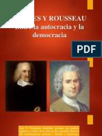 Hobbes y Rousseau.pptx