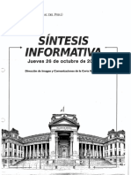 Poder Judicial 26 de Octubre de 2017