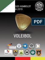 18 - Caratula Memorias Humboldt - Voleibol