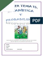 Dossier de Estadística y Probabilidad-6º