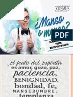 MANSO O MENSO- LA MANSEDUMBRE FRUTO DEL ESPÍRITU..pptx