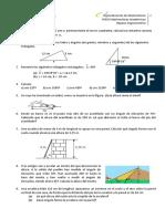 4ºESOacademicas-repaso trigonometría