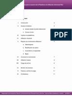 PAU Plataforma Infonavit