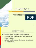 Clase 6 Fisica Principios de Newton.ppt
