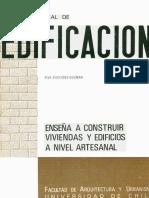 Curso Elemental de Edificacion Euclides Guzman PDF