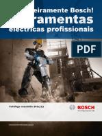 Bosch Professional Elétricas da vinci