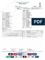 2019-06-10 FIFA WWC - Argentina 0-0 Japon