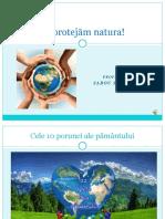 Să Protejăm Natura!