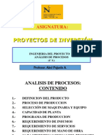 4 S. Ing. Proyecto - Analisis de Procesos