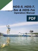 HDS7 Manual