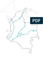 Croquis Regiones Colombia