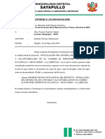 Informe Tecnico de Inspeccion - Ccpp El Porvenir Final