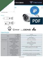 Tecvoz Camera IP