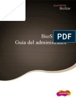 Manual Acceso Biometrico suprema Biostar v1 3 Spanish 0