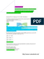 ALL Solved Data of FIN622 Corporate Finance