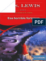 Esa Horrible Fortaleza - C. S. Lewis