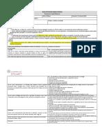 _ Planificación Unidad 4 Texto Narrativo 6° 2018