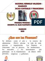 Finanzas Privadas i