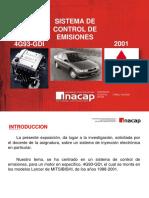 85503752 Mitsubishi Lancer 2001