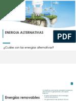 Energia Alternativas