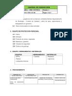 PRO-OC-03 Control de Produccion