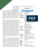 Facebook wiki