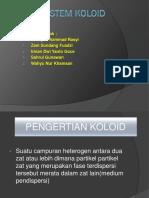 Sistem Koloid Ipa1 Faruq