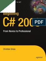 2008 - Apress - Beginning C-Sharp 2008 - From Novice to Professional[001-010]