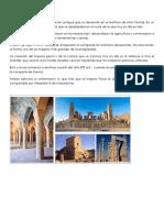 Cultura Persa