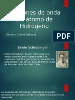 Funciones de onda del átomo de Hidrogeno.pptx